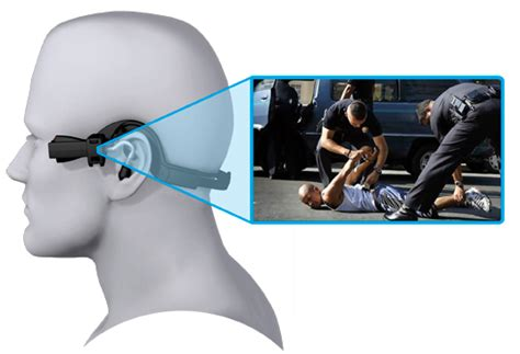 latest gadget high tech bing images don t tape me bro taser launches headcam for cops wired