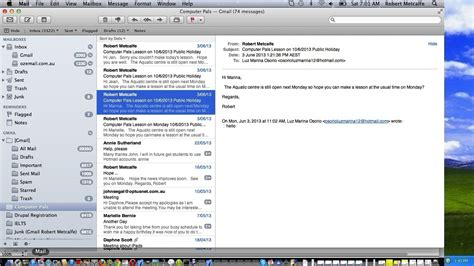 tutorial html mac iphone apple mail
