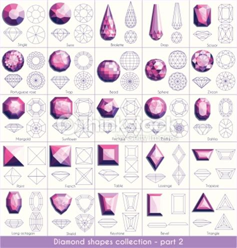 shapes collection part 2 vector thinkstock