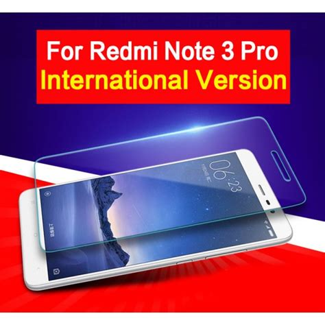 Tempered Glass Redmi 3 Pro tempered glass screen protector for redmi note 3 pro