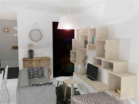 Charmant salon amenagement #1: Decoration-scandinave-salon.jpg