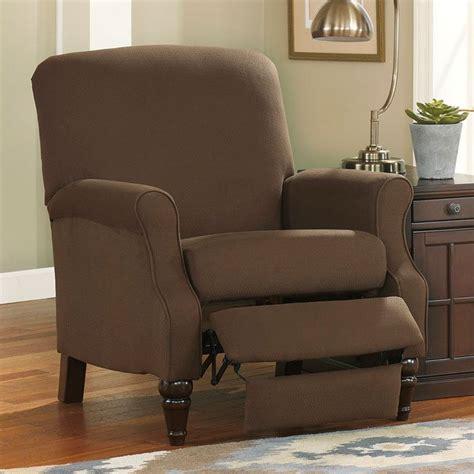 bromwich chocolate high leg recliner signature design  ashley furniture furniturepick
