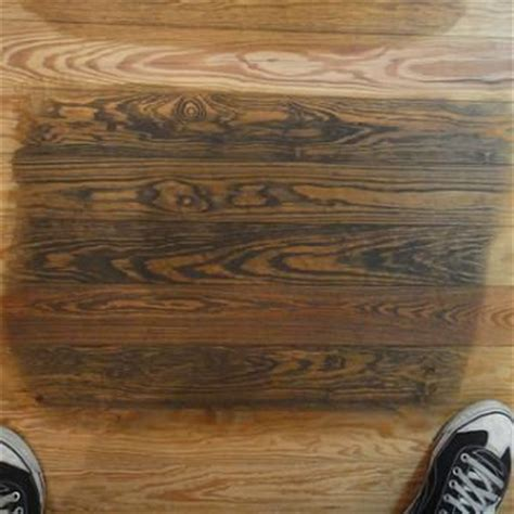 water spots on table water stains unfinished wood and stains on