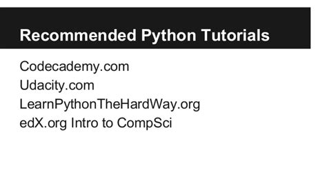 Python Tutorial Edx | python for the network nerd