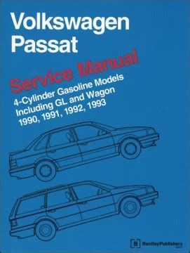service manuals schematics 1990 volkswagen type 2 instrument cluster vw passat b3 service manual 1990 1994 at evwparts