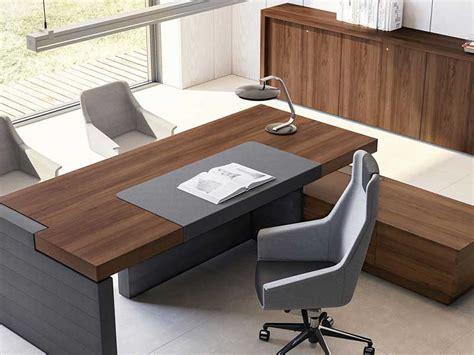 bureau de direction bureaux de direction bois i bureau