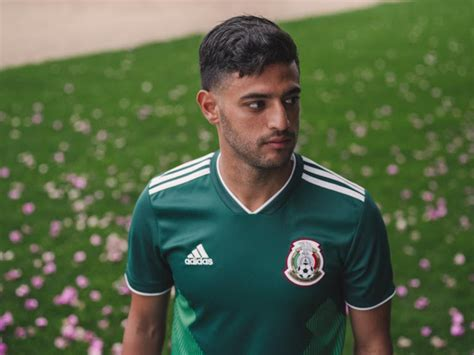 mexico 2018 world cup kit revealed footy headlines