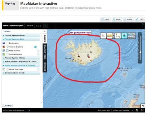 national geographic map maker free technology for teachers create thematic maps with