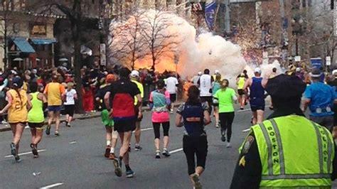 boston marathon bombing images terrorism strikes boston marathon as bombs kill 3 wound