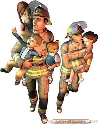 imagenes emotivas de bomberos humor las mejores imagenes de bomberos y navidad taringa