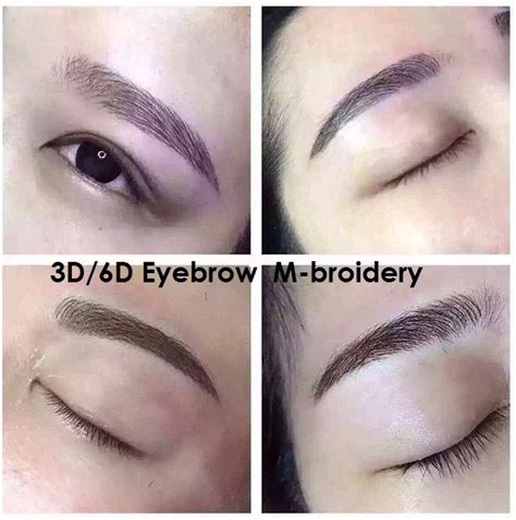 Eyebrow Eyeliner 2 korean permanent makeup style guru fashion glitz
