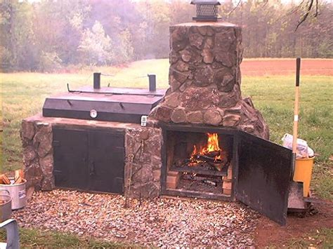 Backyard Smokers Plans by I Think I To Build This Smoker For Backyard For