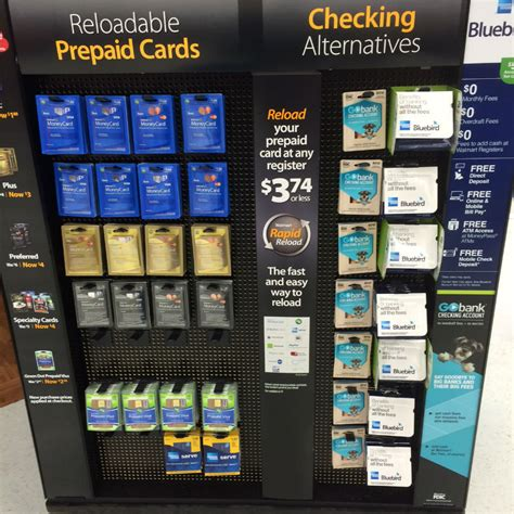 Return Walmart Gift Card For Cash - walmart starts offering gobank s checking product bank innovation bank innovation