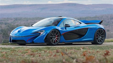mclaren p1 the this blue mclaren p1 is the most expensive ever carscoops