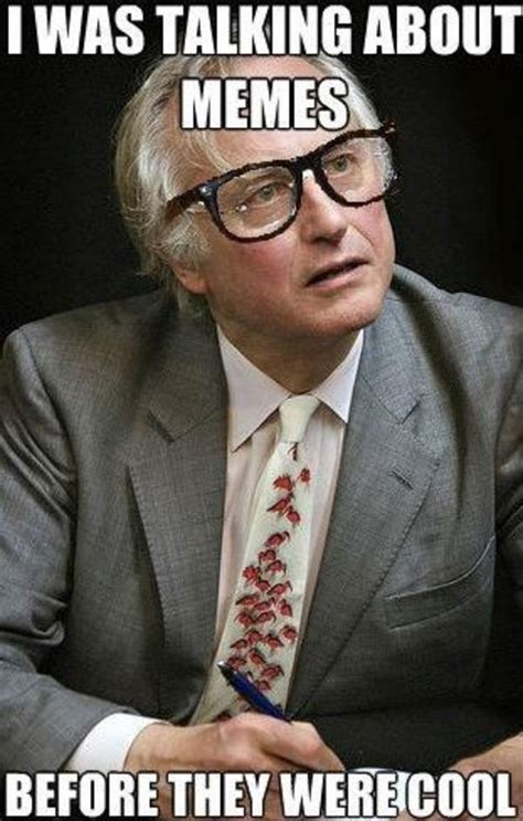Meme Dawkins - hipster dawkins richard dawkins know your meme