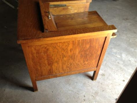 typewriter desk for sale antique typewriter desk in excellent condtion nex tech