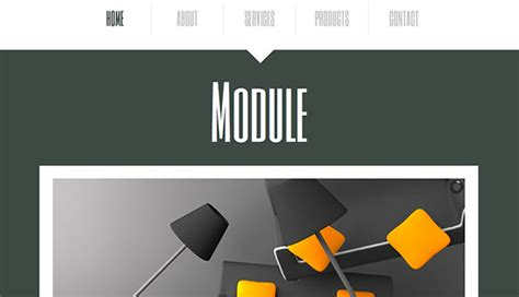 Module Template Free by Module Free Responsive Html5 Template Creative Beacon