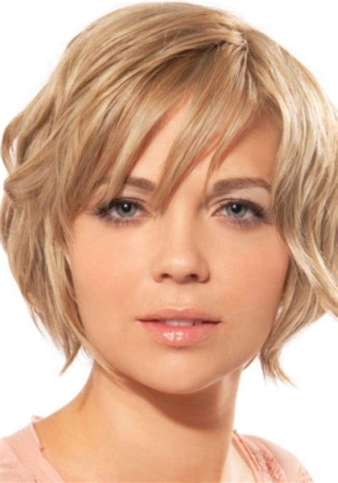 short off face hairstyles short hairstyles for round faces short hairstyle