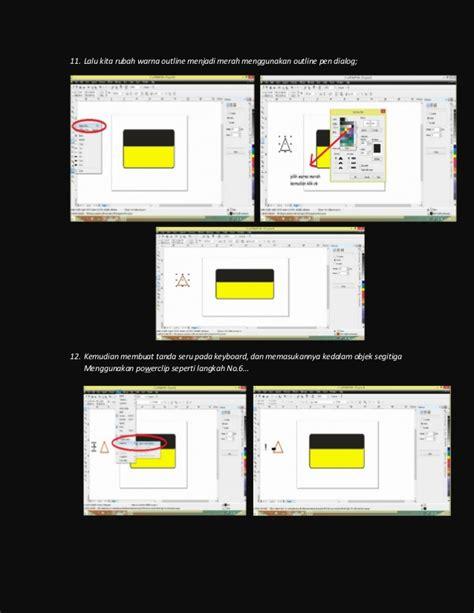 cara membuat infografis dengan coreldraw cara membuat stiker dengan corel draw