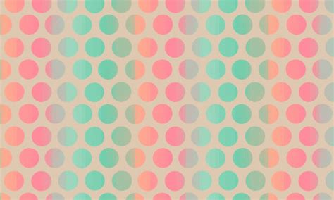 pastel circle pattern photoshop polka dot pattern download