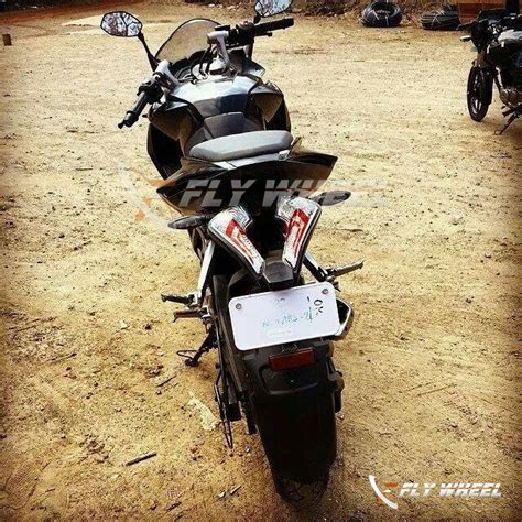 Rear Fender Pulsar 200ns Model Pulsar 200 Ss bajaj pulsar 200 ss at dealerships launch imminent