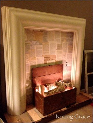 fake fireplace logs with lights 17 best images about faux fireplace on pinterest mantels