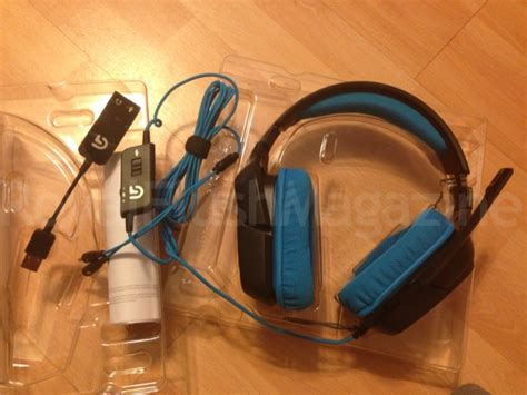 Headphone Headset Logitech G430 Digital Gaming Headset logitech g430 gaming headset review