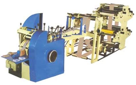 Paper Carry Bag Machine - paper bag machines paper sack machines