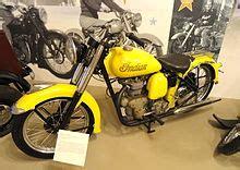 Indian Motorrad Nachbau by Indian Wikipedia