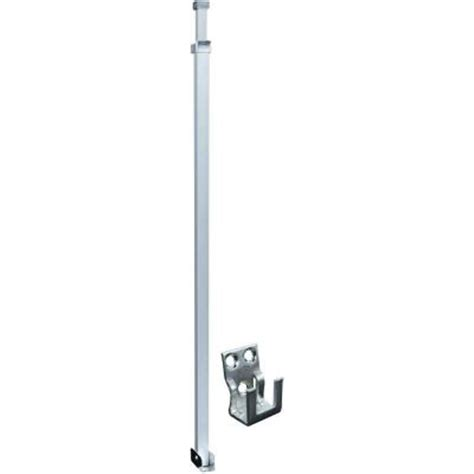 prime line patio aluminum sliding door security bar u 9920
