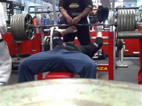 the big show bench press 600 lb bench press breaking in inzer bench shirt youtube