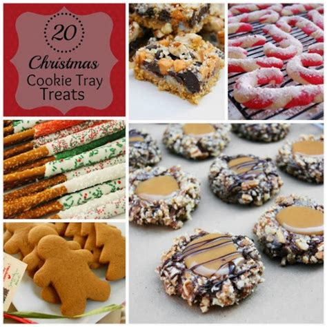 christmas cookie platter ideas serenity now 20 treat recipes for your cookie tray