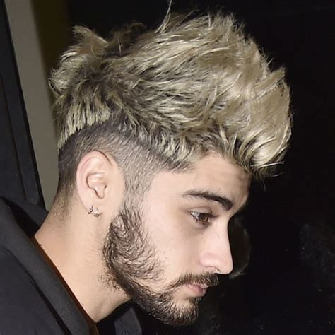 Zayn Malik Haircut   Men's Hairstyles   Haircuts 2018
