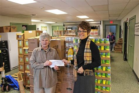 Hillsboro Food Pantry the 20 000 in two months