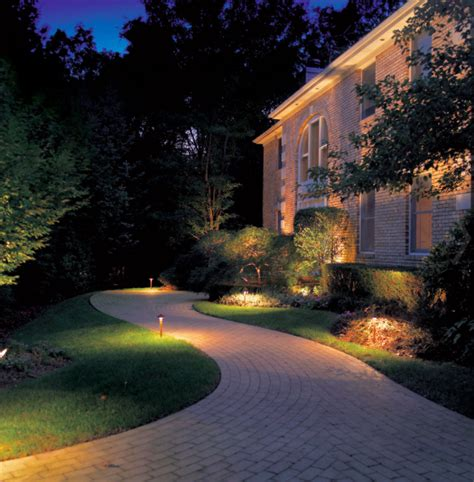 Path Lights by Fall Maintenance And Service For Your Outdoor Lighting