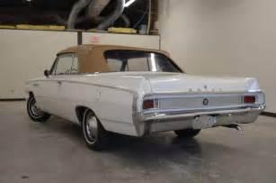 1963 Buick Skylark 1963 Buick Skylark V8 4 Speed Convertible Bring A Trailer