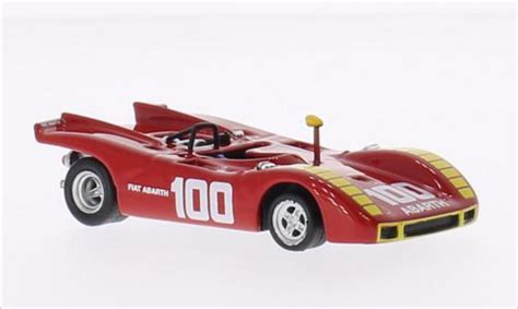 abarth 2000 sp no 100 enna 1970 best modellini auto 1 43