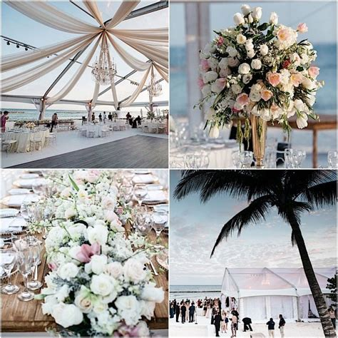 Wedding Budget Mexico by Glamorous Mexico Destination Wedding By The