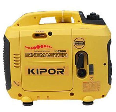 fast shipping inverter generator ig2000 kipor 1.6kva 2