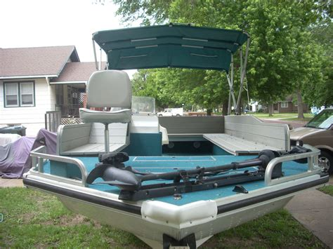 lowe deck boats for sale used lowe sport deck boat 1995 for sale for 8 000 boats from