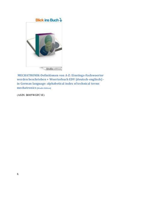 Mechatronic 3 Ebook 7 kleine preise zu ostern mechatronik ebooks nur noch eur 7