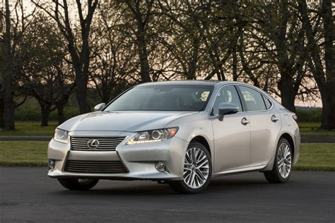 2015 lexus es 350 review ratings specs prices and