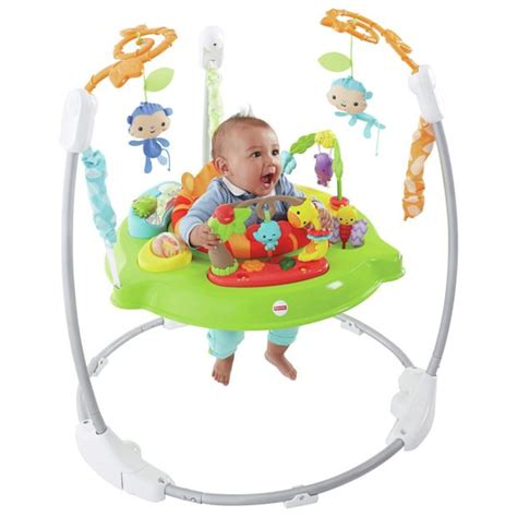 baby swing argos buy fisher price roaring rainforest jumperoo at argos co