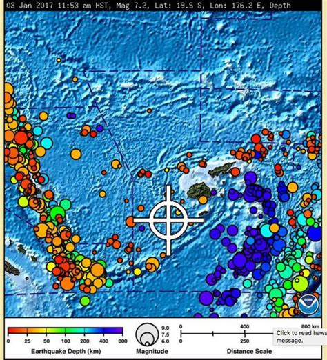 earthquake ring of fire giant 7 2 magnitude earthquake hits ring of fire sparking