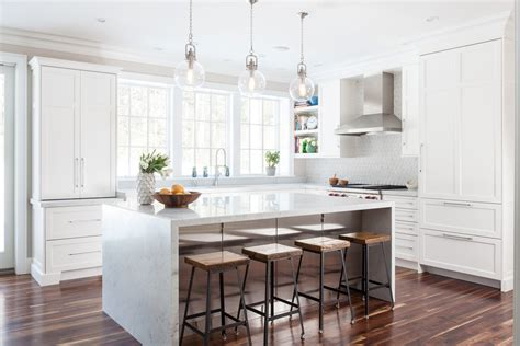 Extra Long Kitchen Island super kitchen calls for pro help houzz survey finds