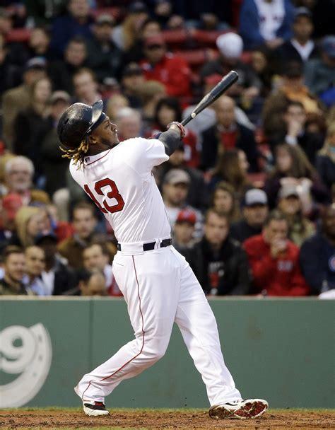 hanley ramirez swing it s fun seeing boston red sox s hanley ramirez hit at