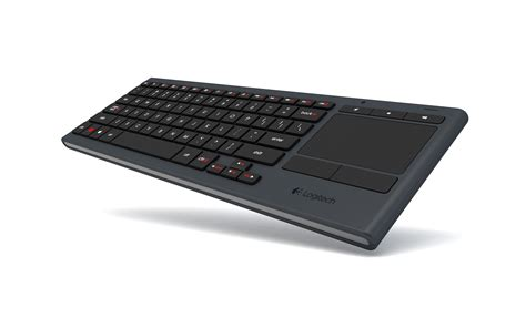 Backlit Living Room Keyboard The Logitech Bluetooth Illuminated Keyboard K810 The