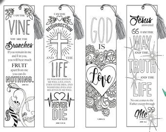 christian bookmarks coloring book 120 bookmarks to color bible bookmarks to color for adults and with inspirational bible verses flower and seniors volume 1 books coloring in bible bookmarks bible journaling printable