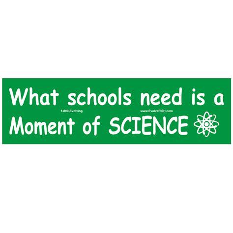 Science Bumper Stickers