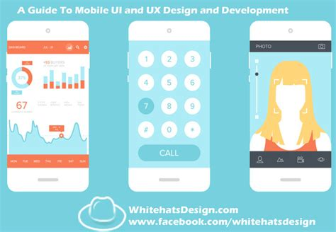 design guidelines for mobile apps a guide to mobile ui and ux design and development